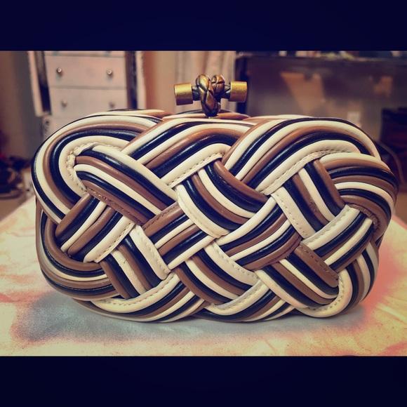 Bottega Veneta Handbags - Bottega Veneta Limited Knot Clutch ef946c676f0a7